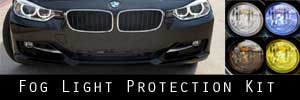 12-15 BMW 3 Series Sedan Fog Light Protection Kit