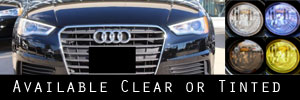 15 Audi A3 S3 Headlight Protection Kit