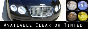 06-10 Bentley Continental Flying Spur Headlight Protection Kit