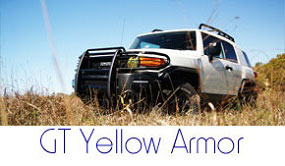 GT Yellow Lighting Protection Film