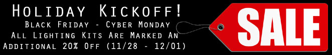 Black Friday-Cyber Monday Kickoff