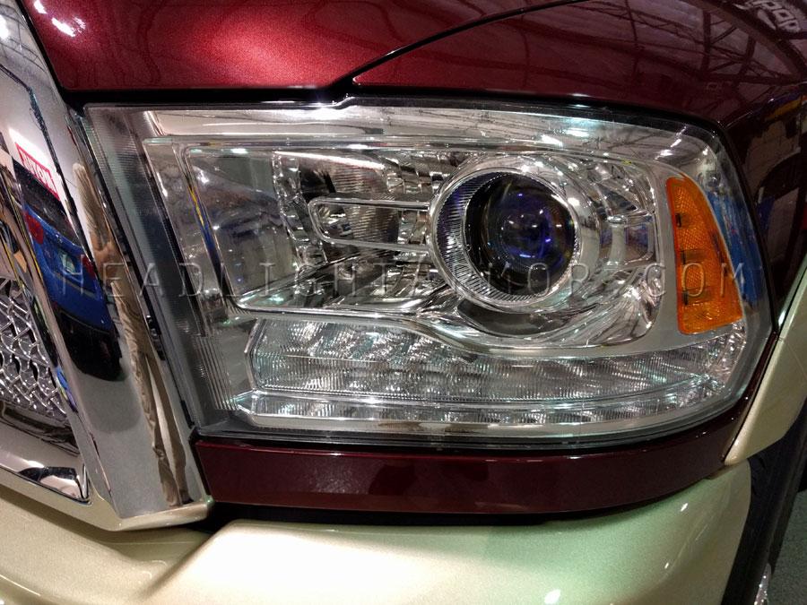 Are On Your Headlights : Headlight armor fog light protection kits for