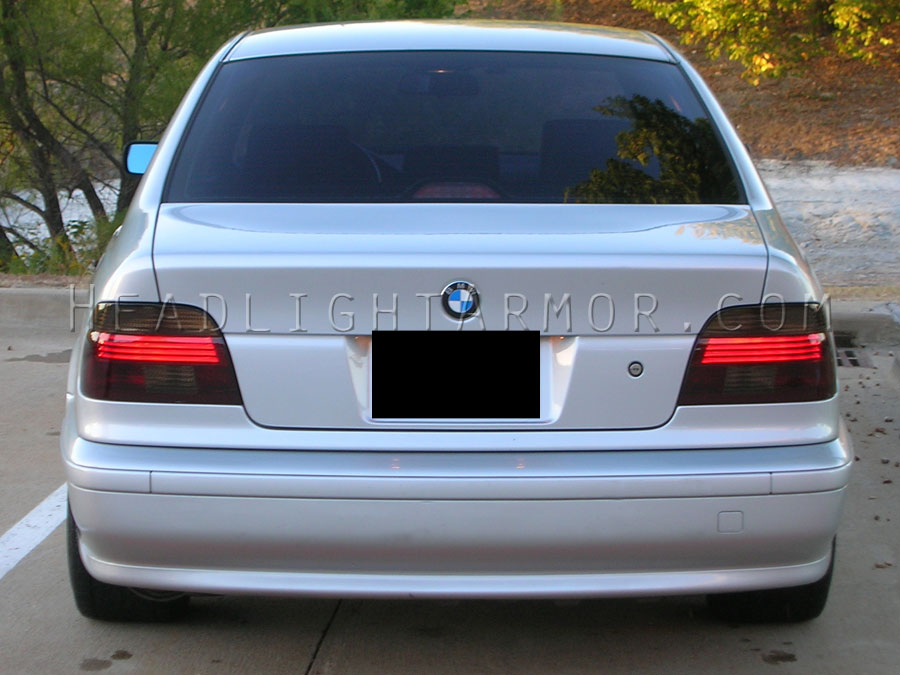 Headlight Armor Taillight Tint Installed Page 2 Bmw M5