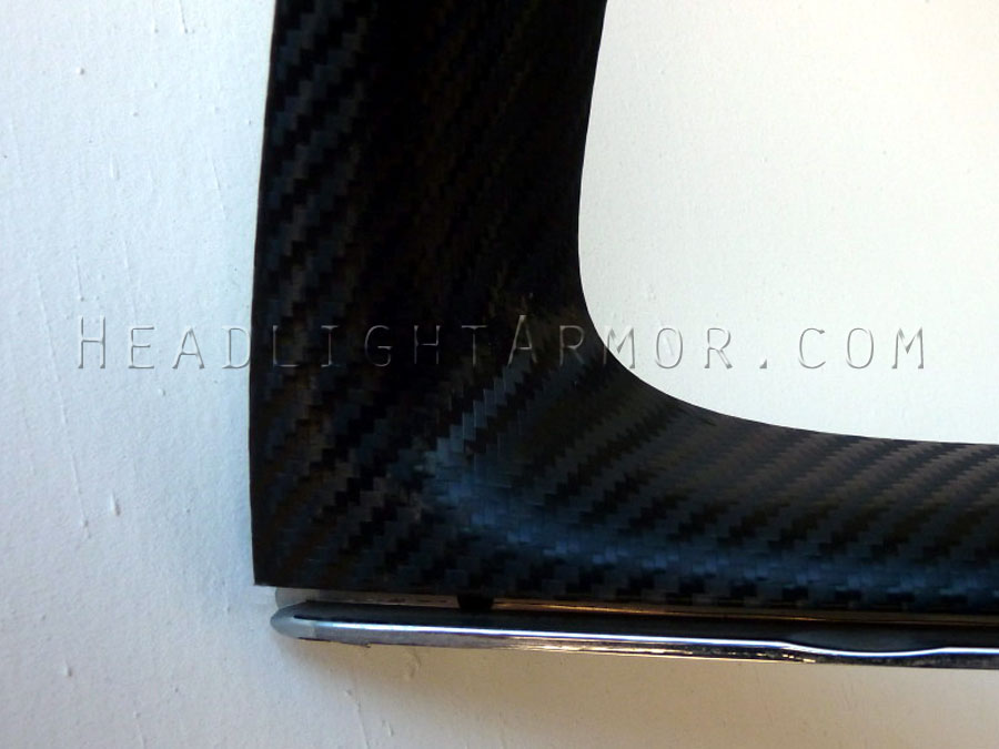 3d Textured Carbon Fiber Wrap Now Available From Headlight