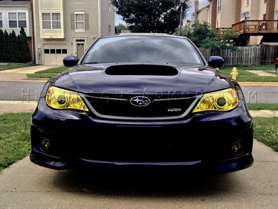 Subaru Impreza And Wrx And Sti Headlight Protection Film Kit