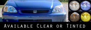 99-00 Honda Civic Headlight Protection Kit