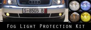 99-01 Audi A4 and S4 Fog Light Protection Kit