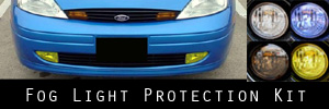 00-04 Ford Focus Fog Light Protection Kit