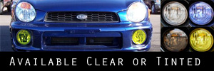 02-03 Subaru Impreza and WRX Fog Light Protection Kit