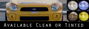 02-03 Subaru Impreza and WRX Headlight Protection Kit
