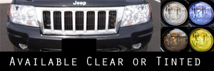 04 Jeep Grand Cherokee Headlight Protection Kit