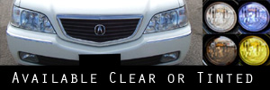 99-04 Acura RL Headlight Protection Kit