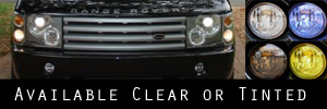 03-05 Land Rover Range Rover Headlight Protection Kit