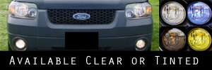 05-07 Ford Escape Headlight Protection Kit