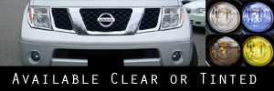 05-07 Nissan Pathfinder Headlight Protection Kit