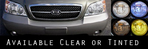 02-05 Kia Sedona Headlight Protection Kit
