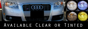 05-08 Audi A4 and S4  Headlight Protection Kit