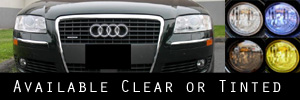 06-10 Audi A8 Headlight Protection Kit