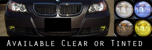 06-08 BMW 3 Series Sedan / Wagon Fog Light Protection Kit