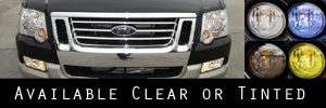 06-09 Ford Explorer Headlight Protection Kit