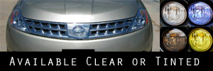 06-07 Nissan Murano Headlight Protection Kit