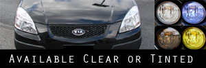 06-09 Kia Rio and Rio5 Headlight Protection Kit