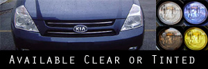 06-12 Kia Sedona Headlight Protection Kit