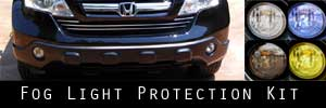 07-09 Honda CR-V Fog Light Protection Kit