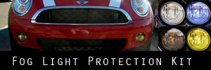 07-13 Mini Cooper / S / Clubman Fog Light Protection Kit