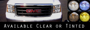 07-13 GMC Sierra Headlight Protection Kit