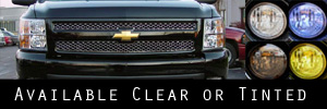 07-13 Chevrolet Silverado Headlight Protection Kit