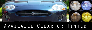 07-11 Jaguar XK Headlight Protection Kit