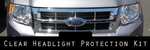 08-11 Ford Escape Headlight Protection Kit