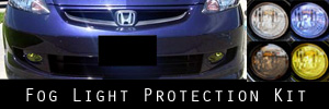 07-08 Honda Fit Fog Light Protection Kit