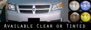 08-10 Dodge Grand Caravan Headlight Protection Kit