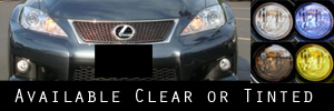 08-13 Lexus IS-F Headlight Protection Kit
