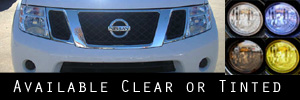 08-12 Nissan Pathfinder Headlight Protection Kit