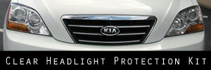 07-08 Kia Sorento Headlight Protection Kit