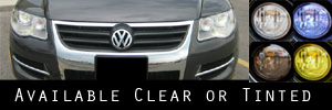 08-10 Volkswagen Touareg 2 Headlight Protection Kit