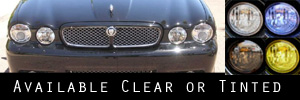 08-09 Jaguar XJ Headlight Protection Kit