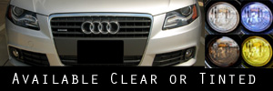 09-12 Audi A4 and S4 Headlight Light Protection Kit