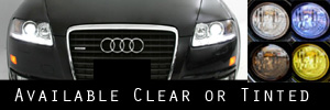 09-11 Audi A6 Headlight Protection Kit