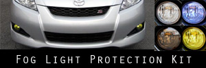 09-13 Toyota Matrix Fog Light Protection Kit