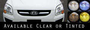 09-10 Kia Sportage Headlight Protection Kit