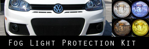 09 Volkswagen GTI V Thunderbunny Body kit Fog Light Protection Kit