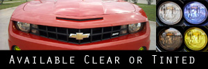 10-13 Chevrolet Camaro Headlight Protection Kit