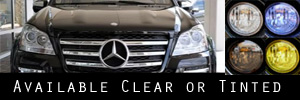 10-12 Mercedes-Benz GL350 GL450 GL550 Headlight Protection Kit