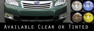 10-12 Subaru Legacy and Outback Fog Light Protection Kit