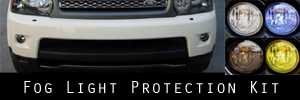 10-13 Land Rover Range Rover Sport Fog Light Protection Kit