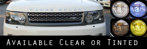 10-13 Land Rover Range Rover Sport Headlight Protection Kit